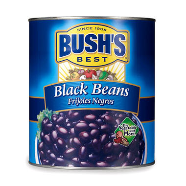 Bush's Best Black Beans (Frijoles Negros)