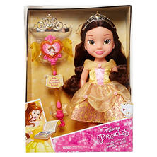 Disney Princess Belle Toddler Doll & Accessories