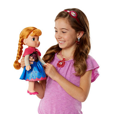 Disney Princess Toddler Doll and Accessories - Assorted Styles