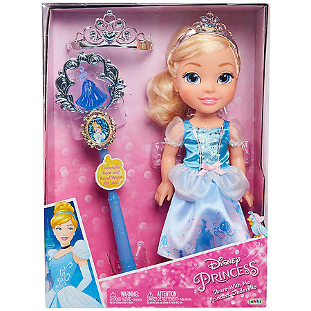 """Disney 14"""" Toddler Doll and Accessories - Assorted Styles"""