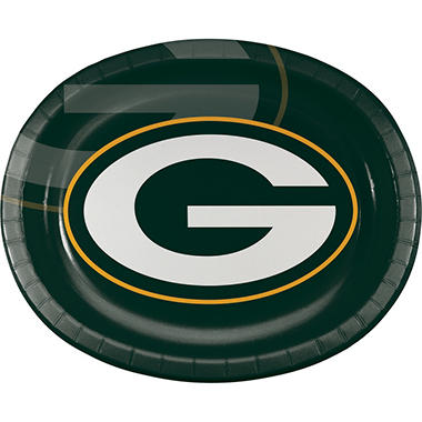 Offline Green Bay Packers Platter (50 ct.)