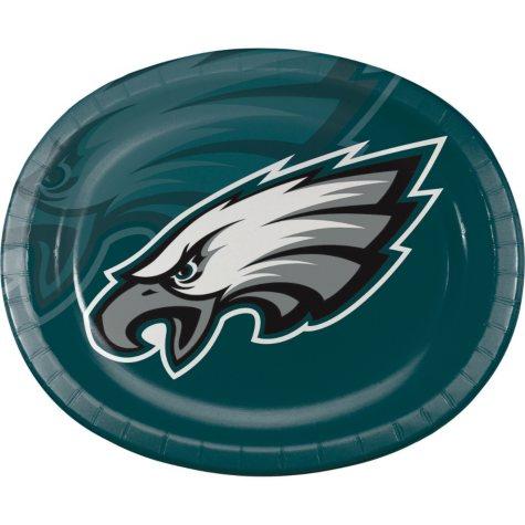 Philadelphia Eagles Platter (50 ct.)