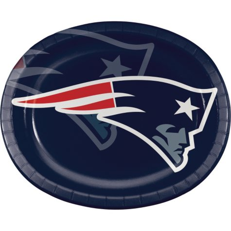 New England Patriots Platter (50 ct.)