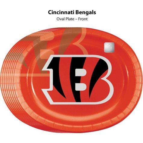 Cincinnati Bengals Platter (50 ct.)