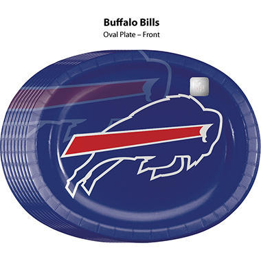 Buffalo Bills Platter (50 ct.)