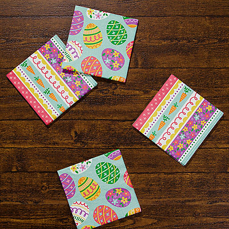 Artstyle Eggstra Fun Easter Napkins Twin Stack (200 ct.)