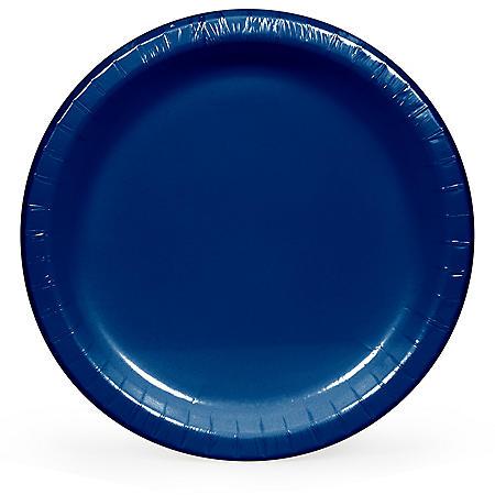 Artstyle Navy Paper Plates (90 ct.)