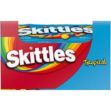Skittles Tropical Candy (2 oz., 36 pk.)