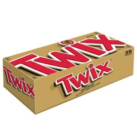 Twix Chocolate Cookie Bars (1.79 oz., 36 pk.)