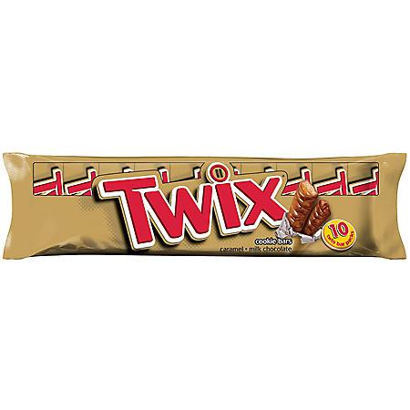 Twix - 17.9 oz. - 10 pk.