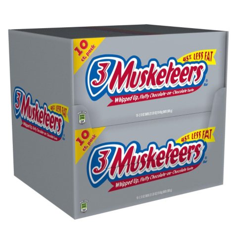 3 Musketeers Bar (10 ct.)
