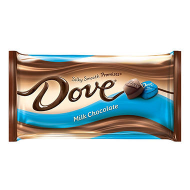 Dove Promises Milk Chocolate (8.87 oz., 4 ct.)