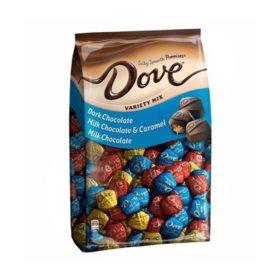Dove Promises Variety Mix (43.07 oz., 153 ct.)