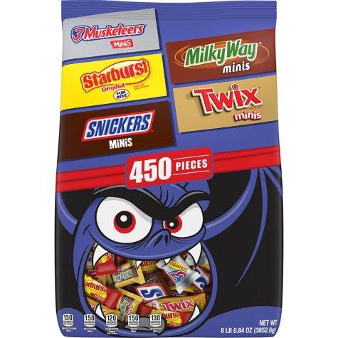 Mars Halloween Candy Bat Bag (450 ct.)