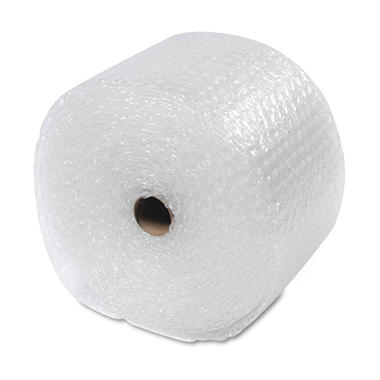 Sealed Air - Recycled Bubble Wrap, Light Weight 5/16