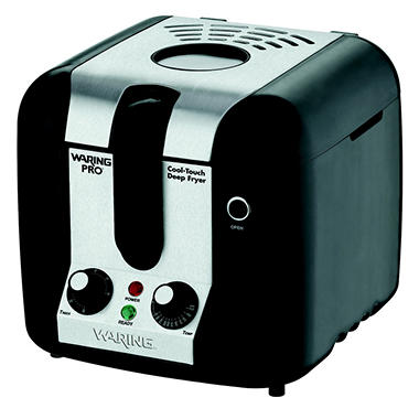 waring pro cooltouch deep fryer - Waring Pro