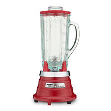 Waring Food and Beverage Blender, Chili Red