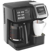 Hamilton Beach FlexBrew 2-Way Coffee Maker + $10 Kohls Cash Deals