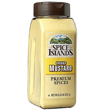Spice Islands® Ground Mustard - 8.25 oz.