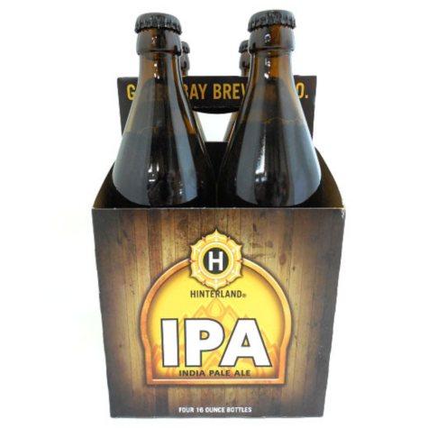 Hinterland IPA (12 fl. oz. bottle, 6 pk.)