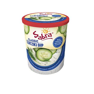 Sabra Tzatziki Cucumber Dill Greek Yogurt Dip (24 oz ...