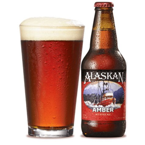 Alaskan Brewing Co. Amber Ale (12 fl. oz. bottle, 6 pk.)