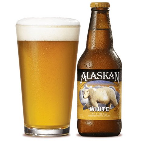 Alaskan White Ale (12 fl. oz. bottle, 6 pk.)