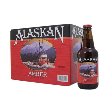 Alaskan Brewing Co. Amber Ale (12 fl. oz. bottle, 12 pk.)
