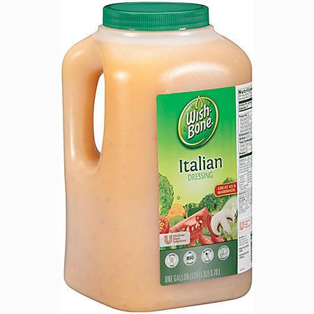 Wishbone Italian Dressing