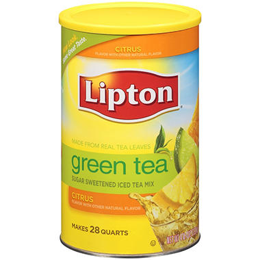 Lipton Iced Green Tea Mix - 73 oz. - 2 ct.