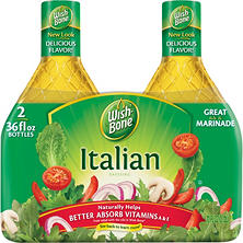 Wish-Bone? Italian Dressing - 36 oz.  - 2 ct.