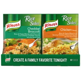 Knorr Rice Sides Variety Pack (5.625 oz., 8 pk.)