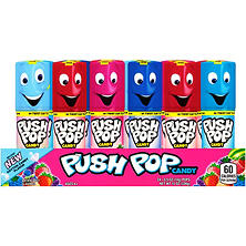 Push Pop Candy, Assorted Flavors (24 ct.)