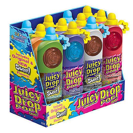 Topps Juicy Drop Pop
