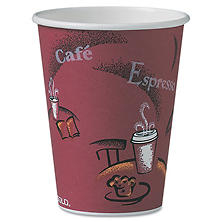 Solo Hot Paper Cups, 12 oz. (300 ct.)