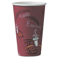 Solo Hot Paper Cups, 16 oz. (300 ct.)