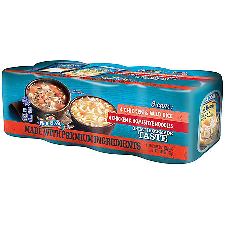 Progresso Chicken Combo Soup (18.5 oz. cans, 8 pk.)