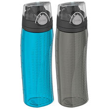 Thermos Intak Water Bottles Set, 24 oz. Assorted Colors)