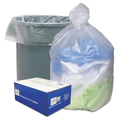 Ultra Plus 40-45 gal. Trash bags (250 ct.)