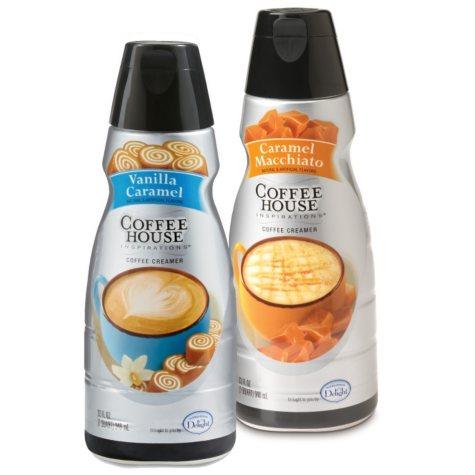 Coffee House Inspirations Coffee Creamer, Caramel Macchiato, Vanilla Caramel (32 oz., 2 pk.)