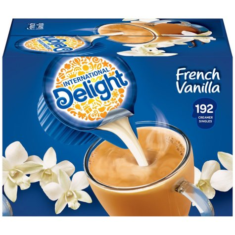 International Delight French Vanilla Creamer (192 ct.)