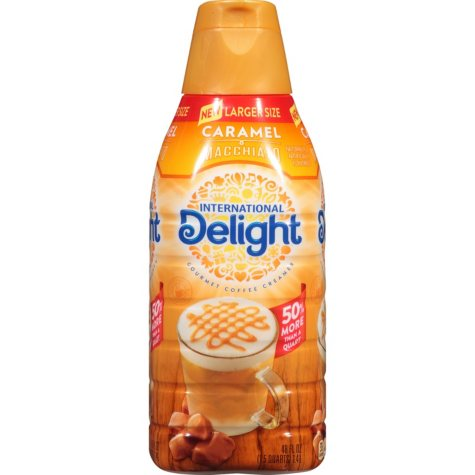 International Delight Caramel Macchiato Coffee Creamer (48 oz.)