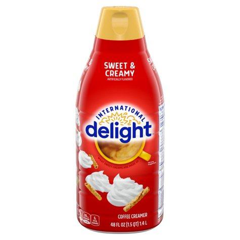 International Delight Cold Stone Creamery Sweet Cream (48 oz.)