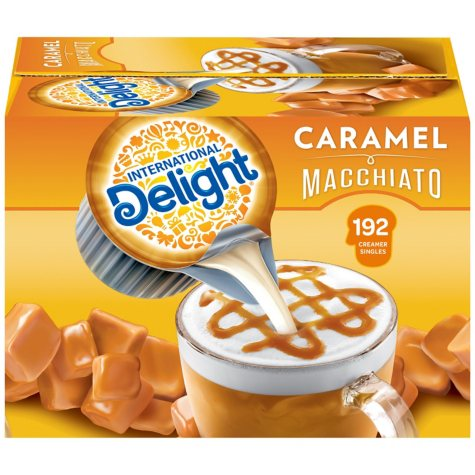 International Delight Caramel Macchiato Creamer Cups (192 ct.)