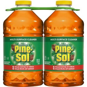 Pine-Sol Multi-Surface Cleaner, Pine Scent (100 oz., 2 pk.)