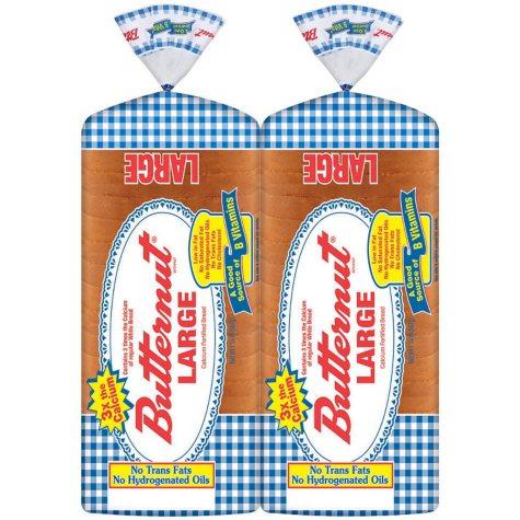 Butternut Large Bread (20 oz., 2 pk.)