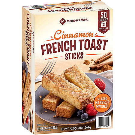 DELETED Member's Mark Cinnamon French Toast Sticks (50 ct.)