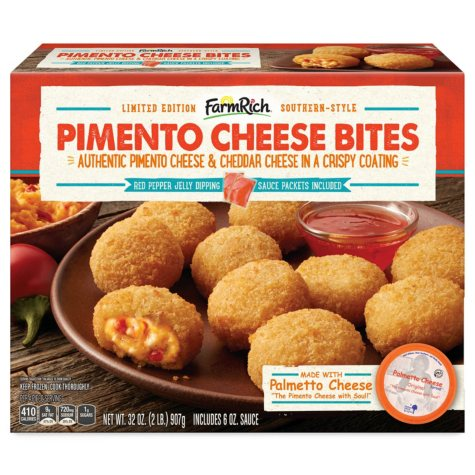 Farm Rich Pimento Cheese Bites (32 oz.)