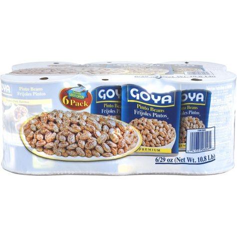Goya Pinto Beans (29 oz., 6 ct.)