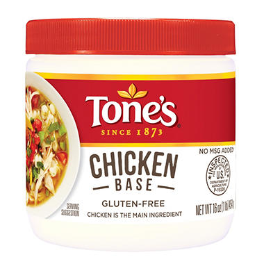Tone's Chicken Base (16 oz. jar)